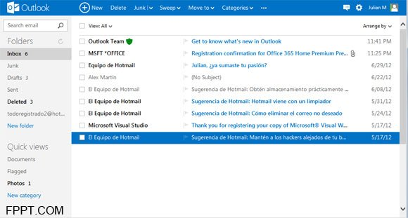 Outlook com: The New Email Service from Microsoft