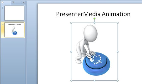 how to make moving powerpoint presentations