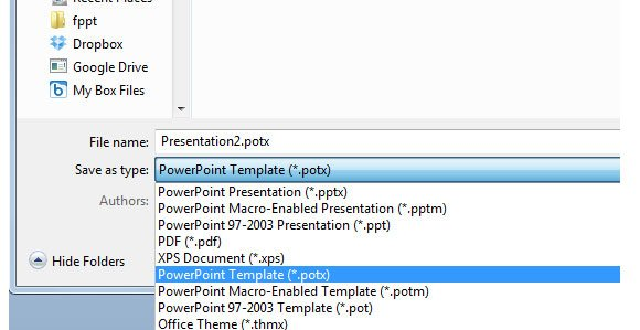 how to make a powerpoint template in ms powerpoint 2010  diy