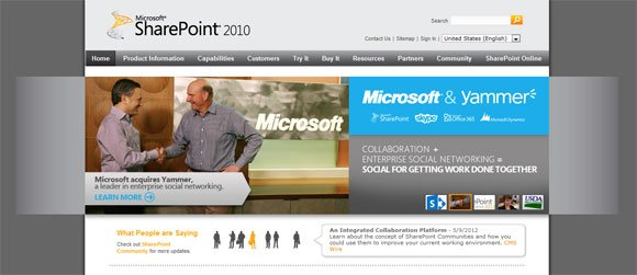sharepoint 2010 site template