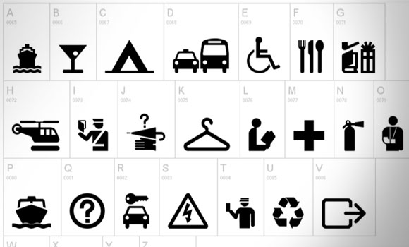 dingbat travel powerpoint
