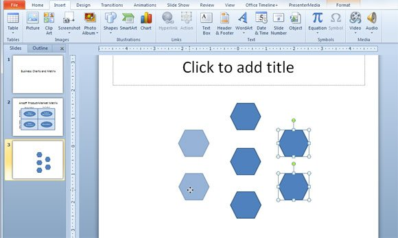 The Seven S Model In Powerpoint 2010
