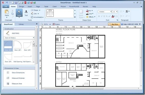 create diagrams for powerpoint using smartdraw