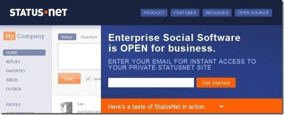StatusNet