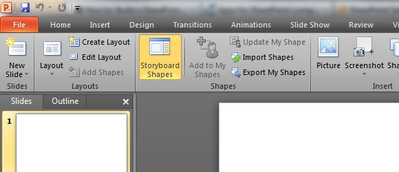Storyboarding With Visual Studio