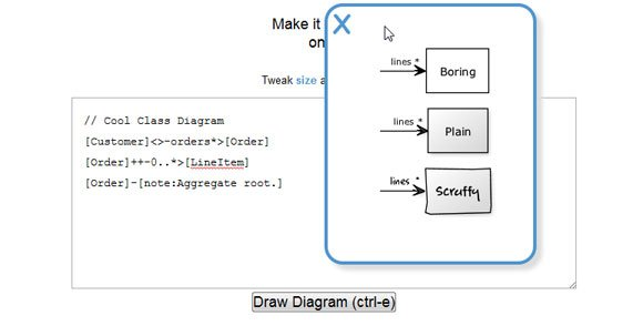 Simple Uml Diagrams For Powerpoint