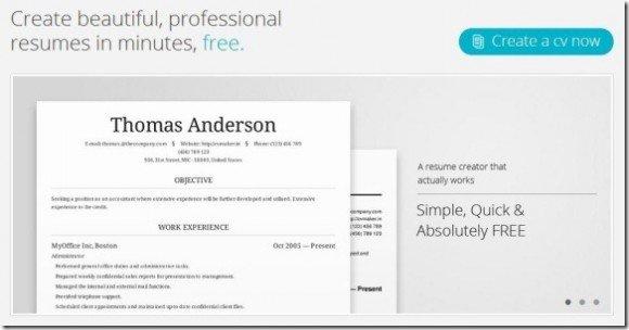 create professional resumes online for free cv creator jpg fppt
