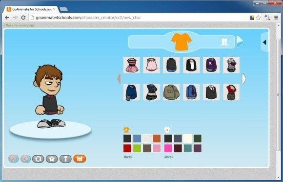 Create Awesome Animations For Business Or Schools With Go Animate