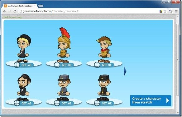 Create Awesome Animations For Business Or Schools With Go