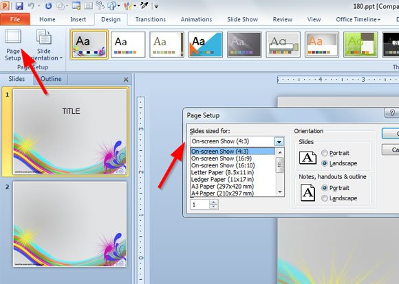 how to make your old powerpoint template compatible with, Powerpoint templates