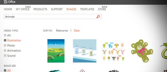 download free clipart images from microsoft office website