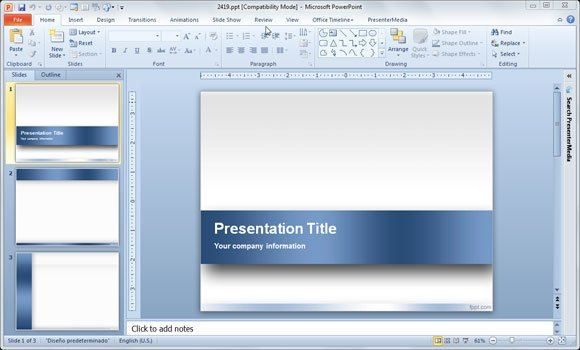 eye-popping powerpoint templates for your organization, Presentation templates