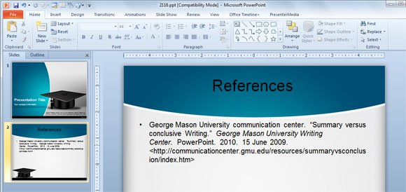 references powerpointjpg