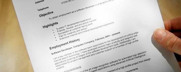 5 overlooked resume presentation factors