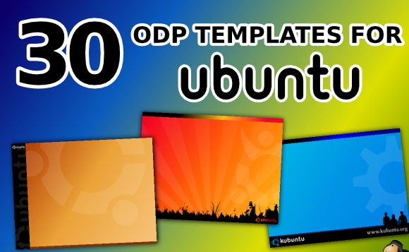 30 ODP Templates For Ubuntu