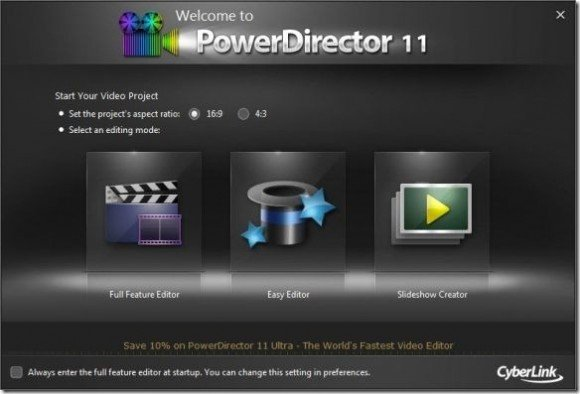 Cyberlink powerdirector fppt for Powerdirector slideshow templates download