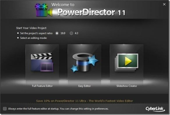 Cyberlink power director video editing tool with revolutionary features cyberlink powerdirector options maxwellsz