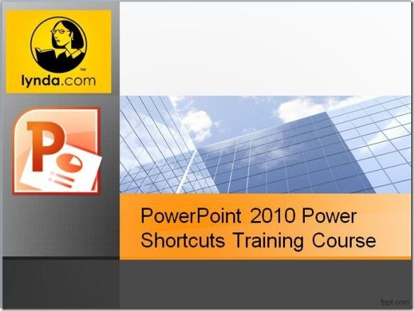 PowerPoint 2010 Power Shortcuts Training Course By Lynda