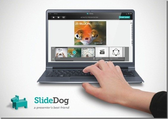 Slidedog product photo