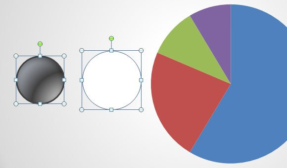 How to make an editable doughnut chart in powerpoint chart ppt template editable doughnut ccuart Gallery