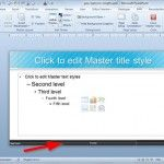 Adding a footer to your powerpoint 2010 presentation toneelgroepblik Gallery