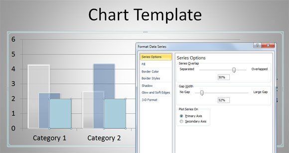 how to create a custom chart template in powerpoint 2010, Modern powerpoint
