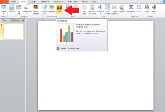 spider gap analysis in powerpoint 2010, Modern powerpoint