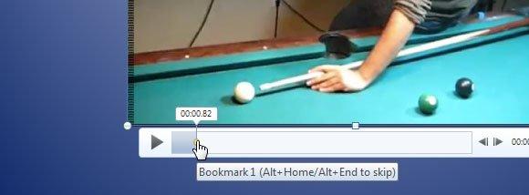 bookmark video powerpoint