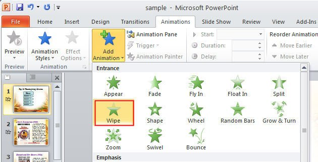 Using transitions and animations efficiently in powerpoint using transitions and animations efficiently in powerpoint presentations toneelgroepblik Images