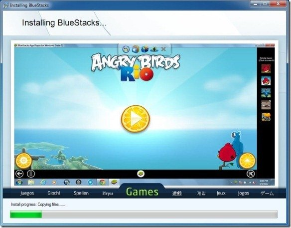 Run Mobile Applications On PC or Mac with BlueStacks