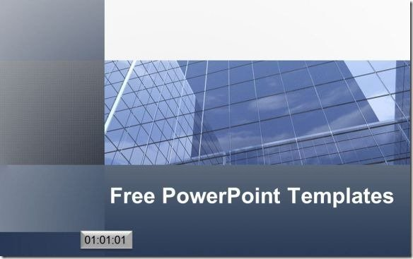 add countdown timer in powerpoint presentations with tm timer, Modern powerpoint