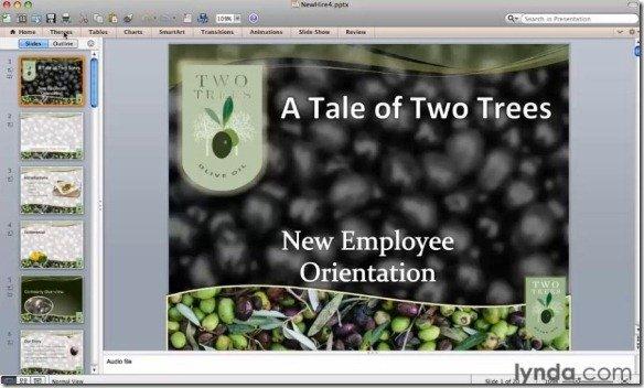 Customizing The PowerPoint UI
