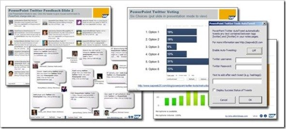 FREE PowerPoint Twitter Tools