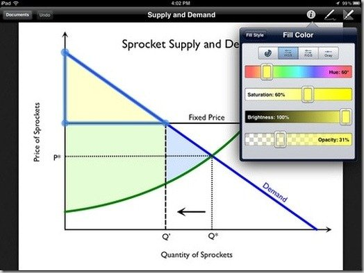 OmniGraphSketcher for iPad