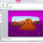 Remove Background PowerPoint