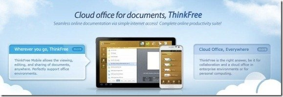 ThinkFree Cloud Office
