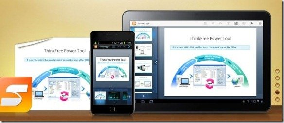 ThinkFree Mobile