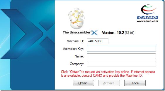 Unscrambler X