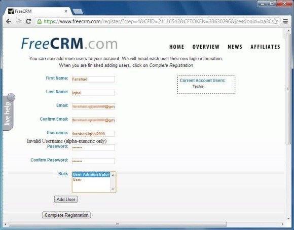 Automate management of your sales team with freecrm the freecrm dashboard is highly customizable and using the options on the top menu you can save details regarding various companies contacts deals tasks maxwellsz