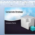 Animated powerpoint 2007 templates for presentations free business powerpoint template with animated clouds video and 3d cube toneelgroepblik Image collections