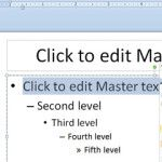 How to change default font in powerpoint template toneelgroepblik Image collections