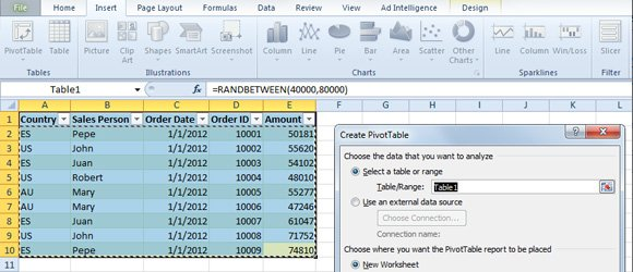 pivot table templates free download koni polycode co