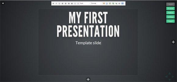best powerpoint alternatives for web based presentations on 2013, Presentation templates