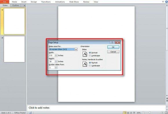 open pdf in powerpoint