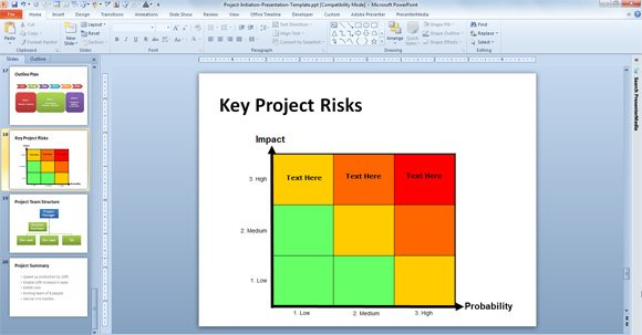free agile project planning template for powerpoint, Presentation templates