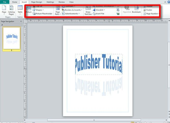 microsoft publisher templates 2010