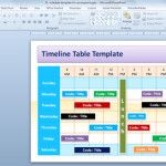 Free Editable Schedule Template For Point