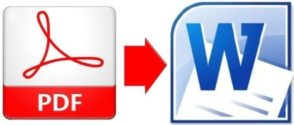 How To Convert PDF Files To Microsoft Word Format - Convert pdf to word template
