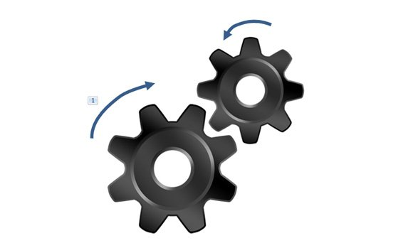 Animated cogs in powerpoint 2010 and 2013 toneelgroepblik Image collections
