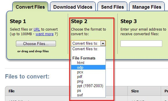 How to convert odp to pdf | chron. Com.
